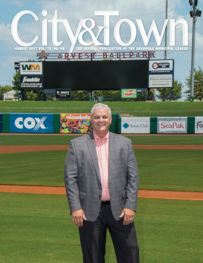 City and Town Magazine Cover August 2017