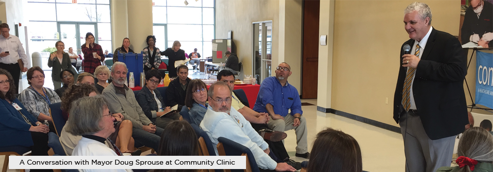 Mayor Sprouse Community Clinic
